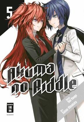 Buch-Reihe Akuma no Riddle