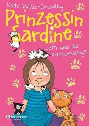 Buch-Reihe Prinzessin Sardine von Kate Willis-Crowley