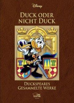 Duck oder nicht Duck - Duckspeares gesammelte Werke - Disney, Walt