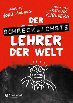 Buch-Reihe Die schrecklichsten Bücher der Welt von Marius Horn Molaug