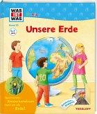Unsere Erde / Was ist was junior Bd.10