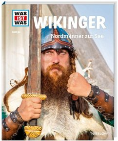 Was ist Was. Wikinger. Nordmänner zur See / Was ist was Bd.58 - Schaller, Andrea