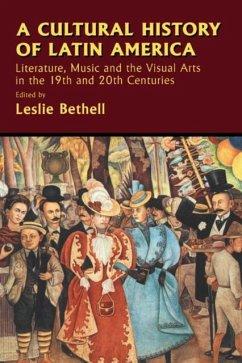 Cultural History of Latin America (eBook, PDF)