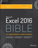 Excel 2016 Bible (eBook, ePUB)