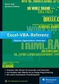 Excel-VBA-Referenz (eBook, ePUB)