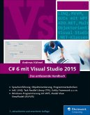 C# 6 mit Visual Studio 2015 (eBook, ePUB)