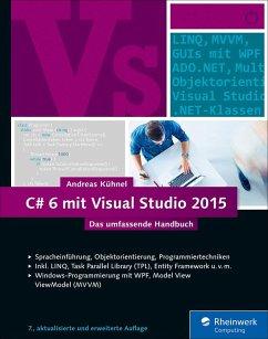 C# 6 mit Visual Studio 2015 (eBook, ePUB)