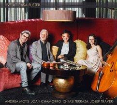 Live At Casa Fuster - Chamorro,Joan & Motis,Andrea