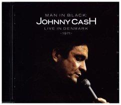 Man In Black: Live In Denmark 1971 - Cash,Johnny
