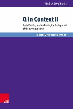 Q in Context II (eBook, PDF)