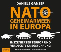 Nato-Geheimarmeen in Europa, Audio-CD - Ganser, Daniele