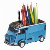 Stiftebox Citroen HY blau