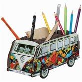 Stiftebox VW-Bus T1 Herzen
