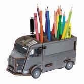 Stiftebox Citroen HY grau