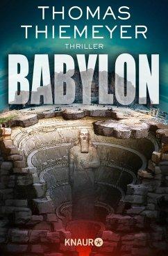 Babylon / Hanna Peters Bd.4 (eBook, ePUB) - Thiemeyer, Thomas
