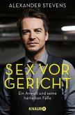 Sex vor Gericht (eBook, ePUB)