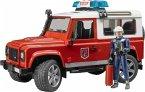 Land Rover Station Wagon Feuerwehr+L&S