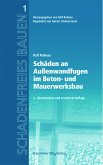 Schäden an Außenwandfugen im Beton- und Mauerwerksbau. (eBook, PDF)