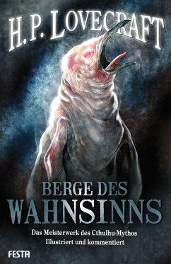 Berge des Wahnsinns (eBook, ePUB) - Lovecraft, H. P.