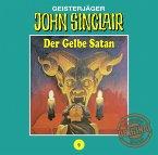 Der Gelbe Satan (Teil 1 von 2) / John Sinclair Tonstudio Braun Bd.9 (Audio-CD)