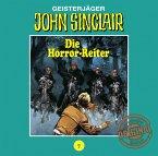 Die Horror-Reiter / John Sinclair Tonstudio Braun Bd.7 (1 Audio-CD)