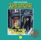 Das Horror-Schloß im Spessart / John Sinclair Tonstudio Braun Bd.1 (1 Audio-CD)