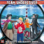 Team Undercover - Der Schatz von Heaven's Bridge, Audio-CD