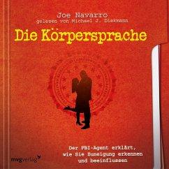 Die Körpersprache des Datings (MP3-Download) - Navarro, Joe