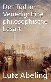 Der Tod in Venedig (eBook, ePUB)