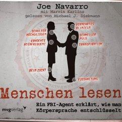 Menschen lesen (MP3-Download) - Navarro, Joe