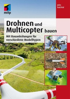Drohnen und Multicopter bauen (eBook, PDF)