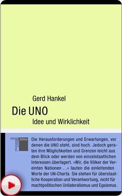 Die UNO (eBook, ePUB) - Hankel, Gerd