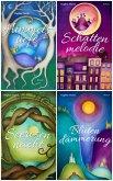 Himmelstiefe, Schattenmelodie, Seerosennacht & Blütendämmerung / Zauber der Elemente Bd.1-4 (eBook, ePUB)