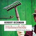 Hühnerhölle - Ein Krimi aus der Provinz (Ungekürzt) (MP3-Download)