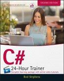 C# 24-Hour Trainer (eBook, ePUB)