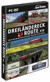 Train Simulator 2016 - Dreiländereck Route V2.0 (Addon)