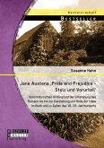 Jane Austens 'Pride and Prejudice - Stolz und Vorurteil' (eBook, PDF)