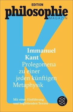 Prolegomena zu einer jeden künftigen Metaphysik (eBook, ePUB) - Kant, Immanuel