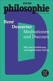 Meditationen und Discours (eBook, ePUB)