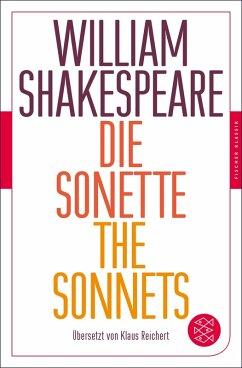 Die Sonette - The Sonnets (eBook, ePUB) - Shakespeare, William
