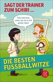 Sagt der Trainer zum Schiri (eBook, ePUB)