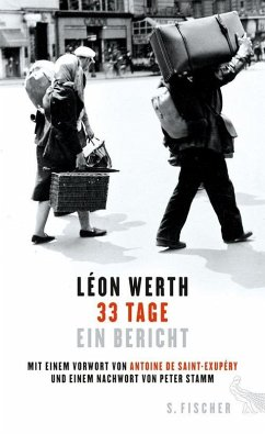 33 Tage (eBook, ePUB) - Werth, Léon
