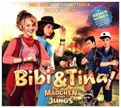 Bibi & Tina - Mädchen gegen Jungs (Original-Soundtrack zum Kinofilm) - Diverse