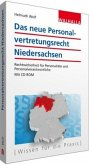Das neue Personalvertretungsrecht Niedersachsen