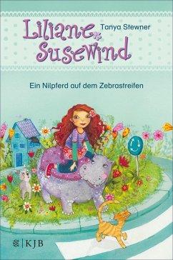 Ein Nilpferd auf dem Zebrastreifen / Liliane Susewind ab 6 Jahre Bd.4 (eBook, ePUB) - Stewner, Tanya