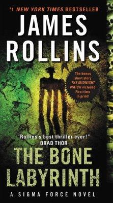 The Bone Labyrinth - Rollins, James