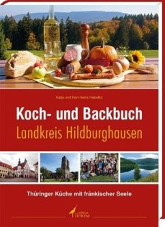 Koch- und Backbuch Landkreis Hildburghausen