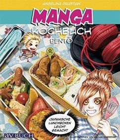 Manga Kochbuch Bento - Paustian, Angelina