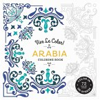 Vive Le Color! Arabia (Adult Coloring Book)