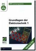 Grundlagen der Elektrotechnik, CD-ROM. Tl.1